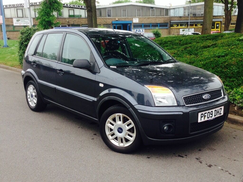 2009 ford fusion 1 4 diesel low miles 12 months mot. Black Bedroom Furniture Sets. Home Design Ideas