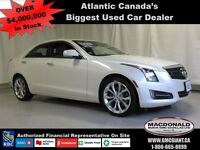 2014 Cadillac ATS 2.0L Turbo Performance