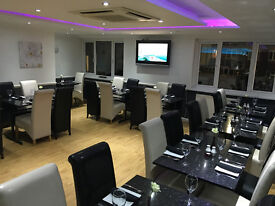 Well established Restaurant for sale with living space