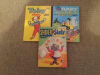 3 Vintage Annuals