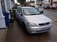 Vauxhall Astra 1.6 2002 5Dr