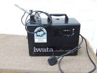 Iwata Studio Series airbrush compressor