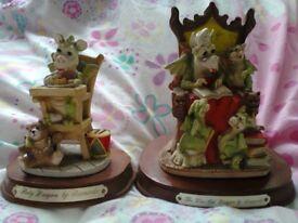 2 Leonardo Dragons