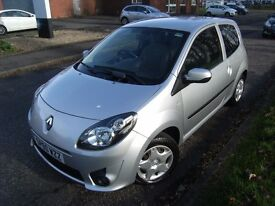 2010 60 RENAULT TWINGO 1.1 I-MUSIC 3d 75 BHP **** GUARANTEED FINANCE **** PART EX WELCOME