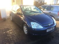 2002 Honda Civic Max 1.4