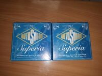 2 Packs of RotoSound Superia Classical Guitar Strings