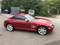 Chrysler Crossfire 3.2 Automatic LPG / Dual Fuel 2006