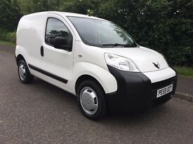 CITROEN NEMO LX 1.4 HDI ONLY 97000 MILES FROM NEW JUST HAD FULL SERVICE WITH CAMBELT READY TO GO