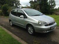 daewoo tacuma CDX MOT till 1 august 2018 (must see) Open to offers