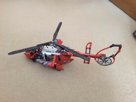 Lego Rescue Helicopter 8068