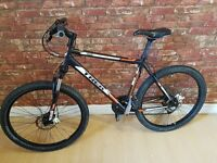 "Trek 3500 Disc. 2014 Mountain Bike. 20"" Frame. Disc Brakes. Alloy Frame, Great Condition. RRP £350"