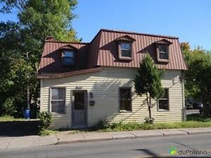 195 000$ - Maison à un étage et demi à vendre à St-Eustache