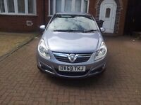 Vauxhall Corsa design 2009 only 41000 miles