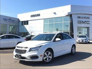 2015 Chevrolet Cruze 2LT One owner, accident free