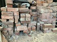 Imperial reclaimed bricks