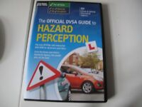 The official DVSA guide to Hazard Perception. For PC/MAC DVD-ROM