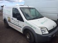 Ford transit connect van parts available diesel