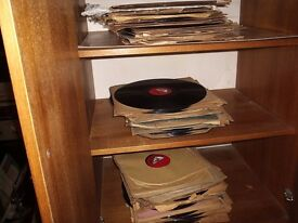 78 rpm RECORDS 114 in total (Pick Up Only)