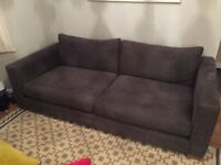 Sofa Workshop Dillon Sofa With Fixed Covers Good Condition