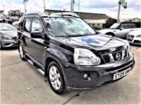 (49000 Miles)-- Nissan X-Trail 2.0 dCi - Automatic - DIESEL - Arctix Expedition - Sports Adventure -