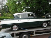 WANTED ALL CLASSIC VINTAGE CARS OPEL BEDFORD LOTUS AUSTIN MORRIS RILEY KIT CARS RELIANT FORDS
