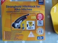 Caravan Hitchlock - Alko hitch as new