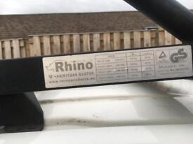Vw t5 transporter rhino roof rack , transit ,Vivaro Renault