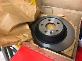 Ford mondeo rear discs and pads also smax kuga