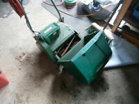 Qualcast Punch Classic 30s Lawnmower