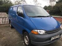 Toyota Hiace Diesel Panel Van