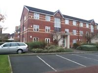 Two bedroom flat, near Salford university and close to Manchester City centre