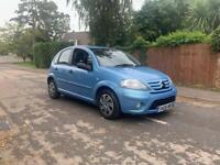 2008 Citreon C3 1.4 low mileage 48k Rhythm cheap tax and insurance