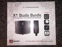 sE X1 Studio Bundle