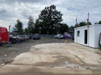Car sale yard / pitch / showroom / lease for sale