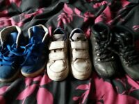 boys boots and trainers kids size 11