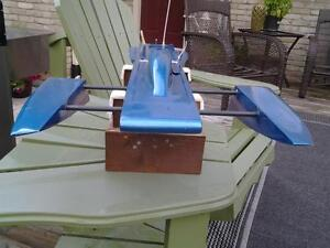 RC 3.5 Hawk outrigger Hydroplane London Ontario image 7