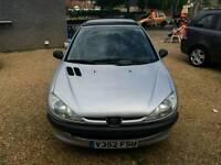Peugeot 306 1999 (V Reg), Petrol, Manual, 83,000 miles, MOT until May 2017