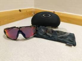 Genuine Oakley Prizm Jawbreakers + Photochromic Lens