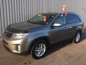 2014 Kia Sorento LX V6 ALL WHEEL DRIVE | V6 | FACTORY WARRANT...