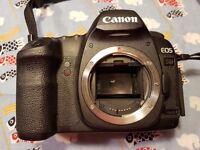 Canon 5D Mark II DSLR w/ battery grip