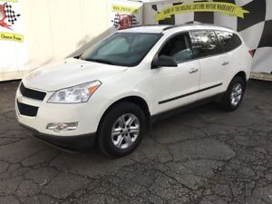 2011 Chevrolet Traverse LS, Automatic, Third Row Seating,