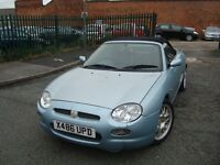 MG MGF 1.8 SE Steptronic 2dr MOTED-LOW MILEAGE