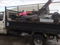 Scrap metal collection in bury