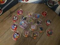 Disney Infinity 1.0 Game (WiiU) Characters, Power Discs and more....