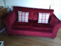 Abbey range 2 seater sofas