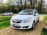 Stunning2007 Vauxhall derived van with low mileage and new mot in great condtion