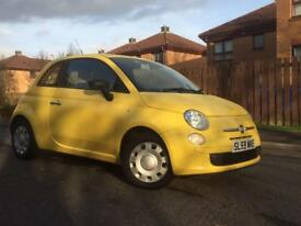 59 Reg Fiat 500 Pop 1.2 New Mot, Full Service History