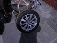mazda wheel rims/tyers