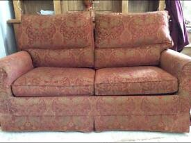 1 x 2 Seater Sofa & 1 x 2 Seater Sofabed