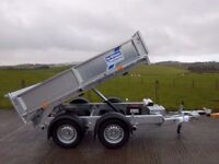 Ifor Williams TT2515 Tipping Trailer